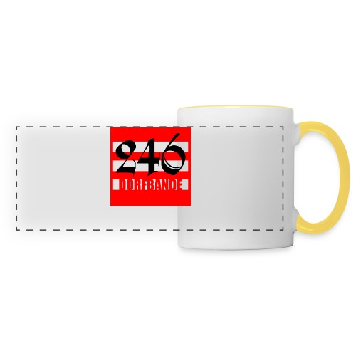 246 Power Tasse - Panoramatasse