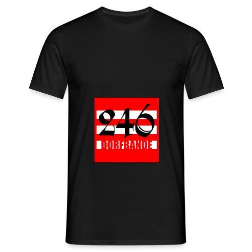 246 Dorfbande Pulli - Männer T-Shirt