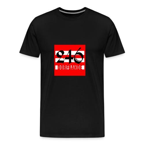 246 Dorfbande Pulli - Männer Premium T-Shirt