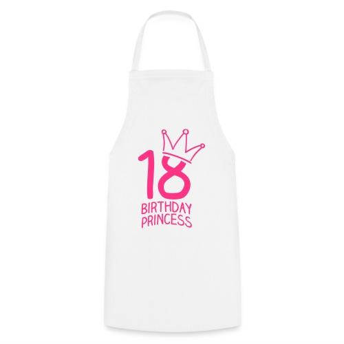 Birthday 18H - Kochschürze