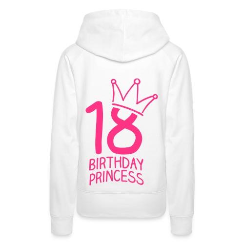 Birthday 18H - Frauen Premium Hoodie