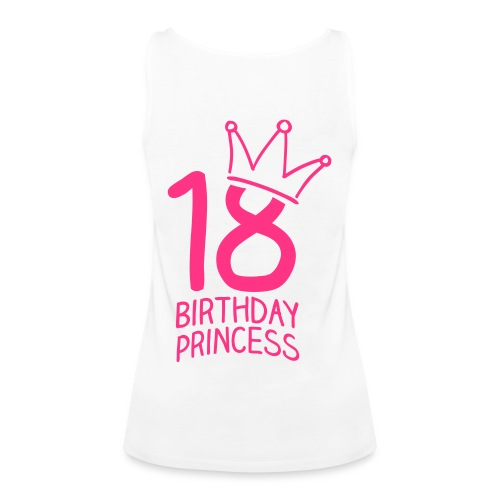 Birthday 18H - Frauen Premium Tank Top