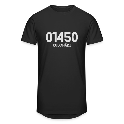01450 KULOMÄKI - Miesten urbaani pitkäpaita