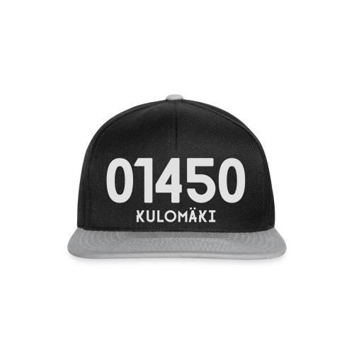 01450 KULOMÄKI - Snapback Cap