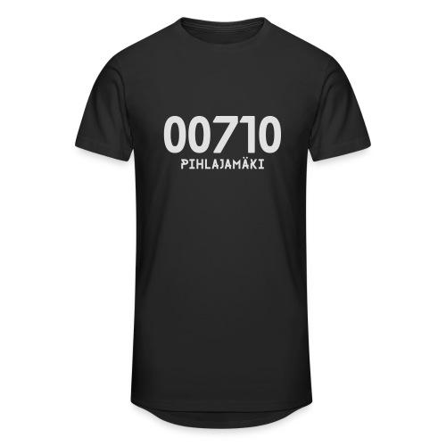 00710 PIHLAJAMÄKI - Miesten urbaani pitkäpaita