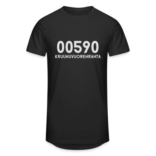 00590 KRUUNUVUORENRANTA - Miesten urbaani pitkäpaita