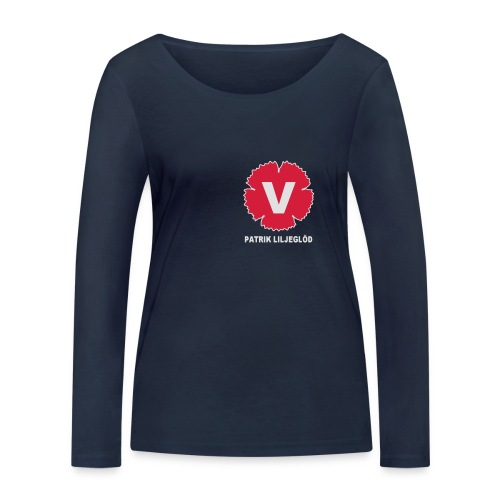 Ekologisk långärmad T-shirt dam från Stanley & Stella
