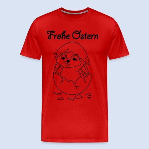 FROHE OSTERN - Happy Easter Baby & Kleinkinder - Männer Premium T-Shirt