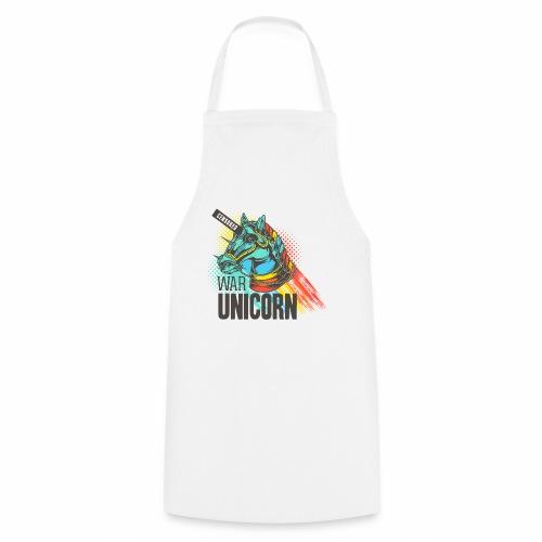 War Unicorn - Kochschürze