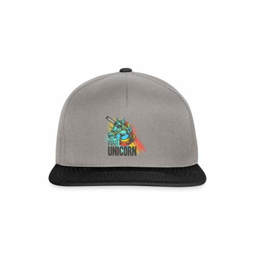 War Unicorn - Snapback Cap