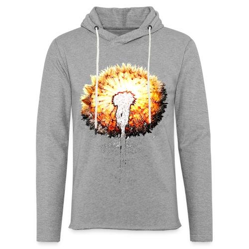 Pusteblume-2 - Leichtes Kapuzensweatshirt Unisex