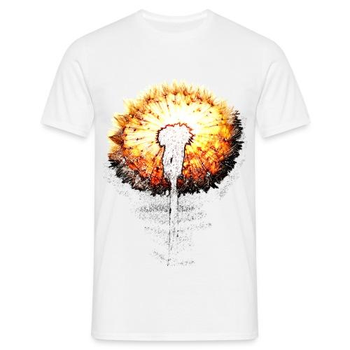 Pusteblume-2 - Männer T-Shirt