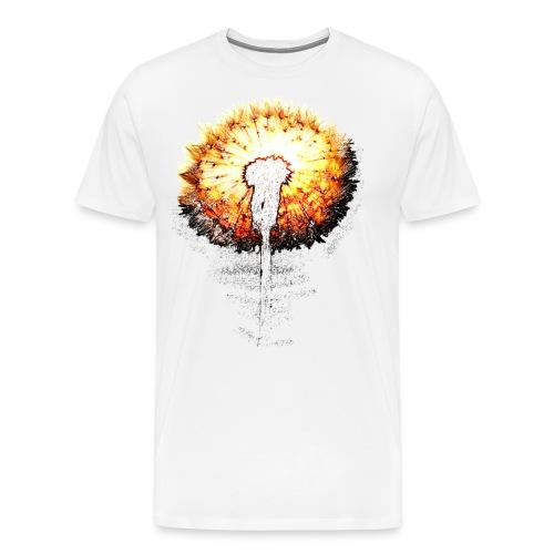 Pusteblume-2 - Männer Premium T-Shirt