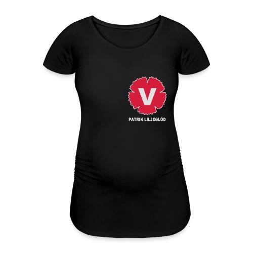 Gravid-T-shirt dam