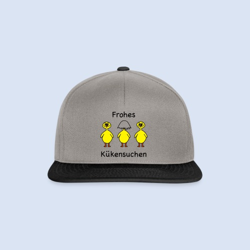 FROHE OSTERN - Happy Easter Baby & Kleinkinder - Snapback Cap