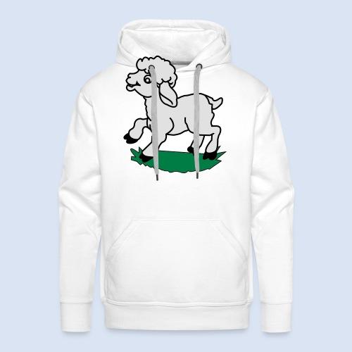 FROHE OSTERN - Kinder Shirts Babysachen - Männer Premium Hoodie