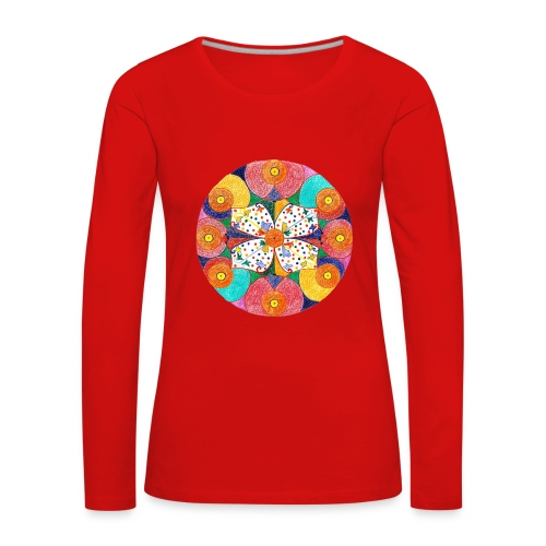 Women's Premium Longsleeve Shirt