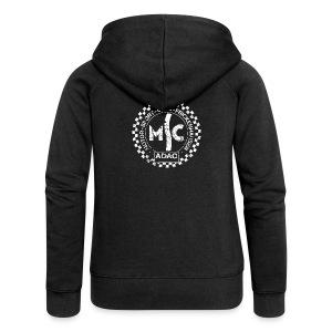 MSC Snapback Cap  - Frauen Premium Kapuzenjacke