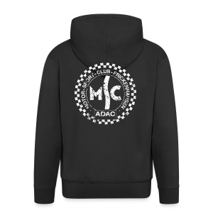 MSC Snapback Cap  - Männer Premium Kapuzenjacke