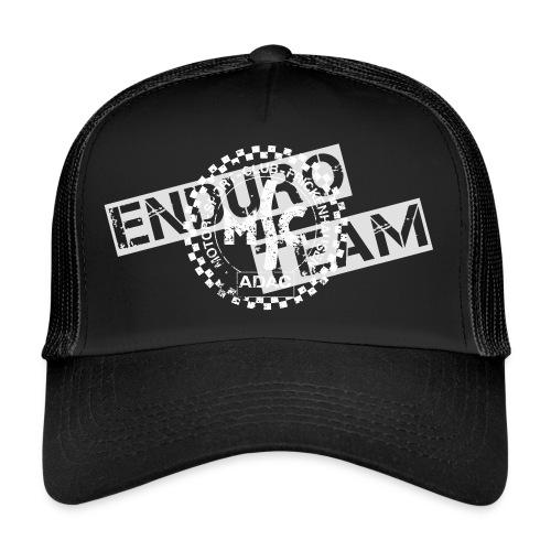 MSC Snapback Cap Enduro Team - Trucker Cap