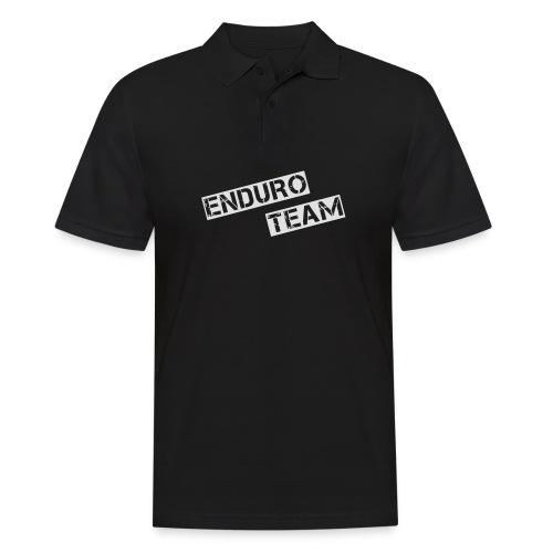 MSC Snapback Cap Enduro Team - Männer Poloshirt