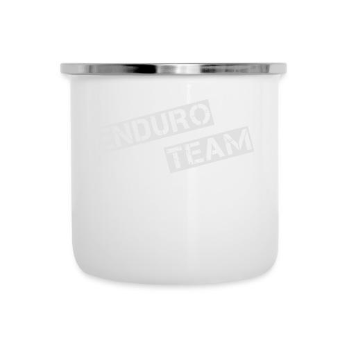 MSC Snapback Cap Enduro Team - Emaille-Tasse