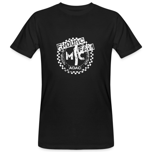 MSC Snapback Cap Enduro Team - Männer Bio-T-Shirt