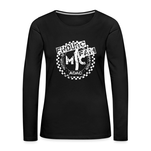 MSC Snapback Cap Enduro Team - Frauen Premium Langarmshirt