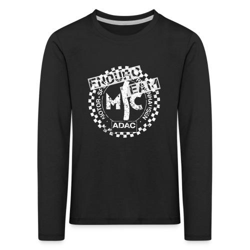 MSC Snapback Cap Enduro Team - Kinder Premium Langarmshirt