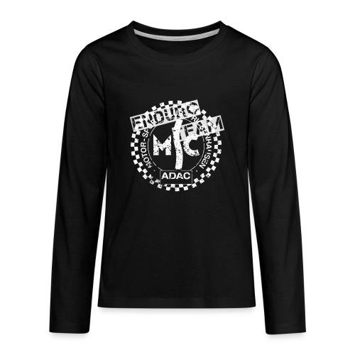 MSC Snapback Cap Enduro Team - Teenager Premium Langarmshirt
