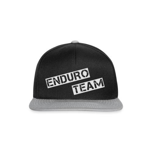MSC Snapback Cap Enduro Team - Snapback Cap