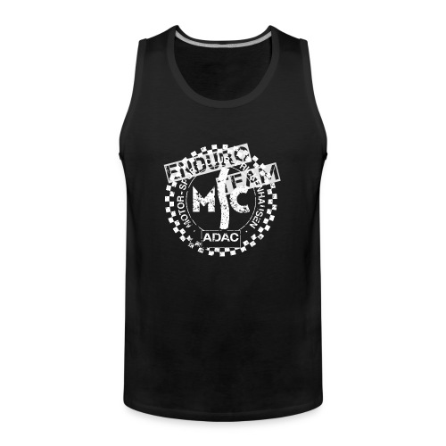 MSC Snapback Cap Enduro Team - Männer Premium Tank Top