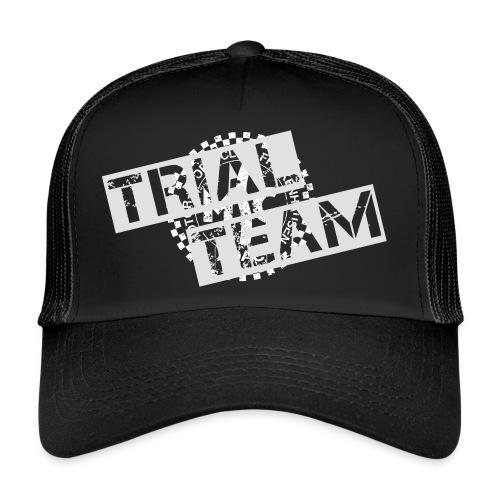 MSC Snapback Cap Trial Team - Trucker Cap