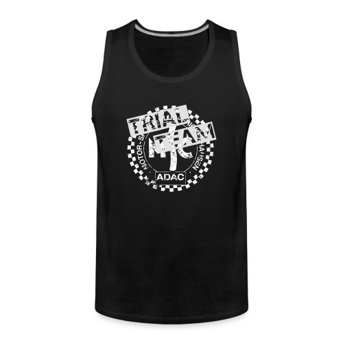 MSC Snapback Cap Trial Team - Männer Premium Tank Top