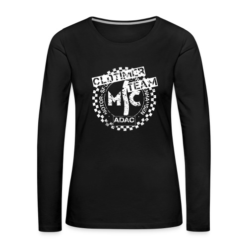 MSC Snapback Cap Oldtimer Team - Frauen Premium Langarmshirt