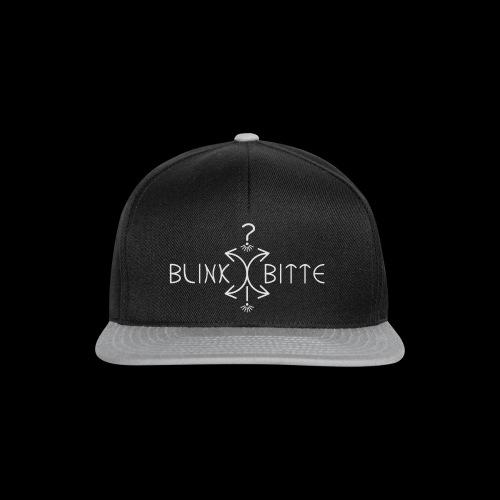 BLINKBITTE - Snapback Cap
