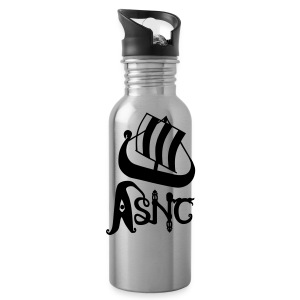 ASNC ship logo mug - Water Bottle