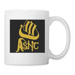 ASNC ship logo coasters - Mug