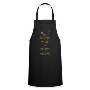 Drink Mead and Study ASNC cushion - Cooking Apron