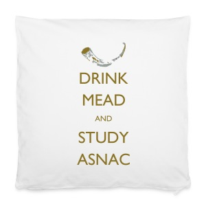Drink Mead and Study ASNC cushion - Pillowcase 40 x 40 cm