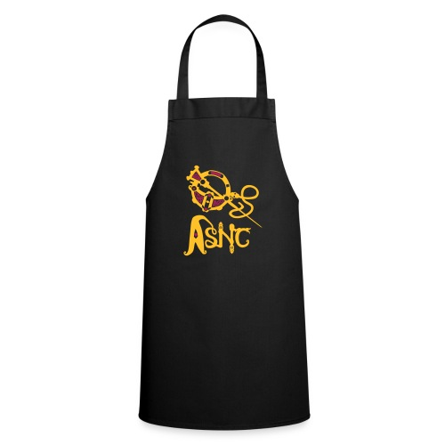 Brooch logo bear - Cooking Apron