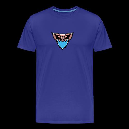 PigMan Dad Cap - Men's Premium T-Shirt