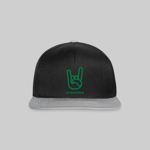 Premium hoodie - Snapback Cap