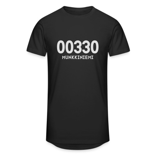 00330 MUNKKINIEMI - Miesten urbaani pitkäpaita