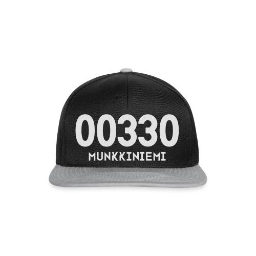 00330 MUNKKINIEMI - Snapback Cap