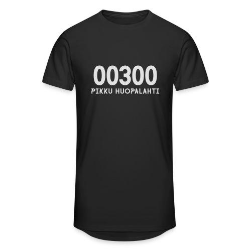 00300 PIKKU HUOPALAHTI - Miesten urbaani pitkäpaita