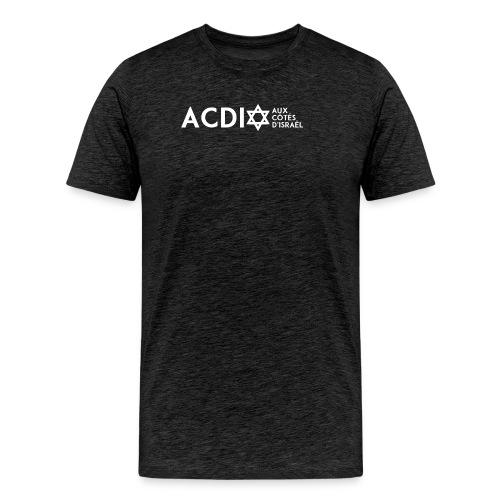 ACDI - T-shirt Premium Homme