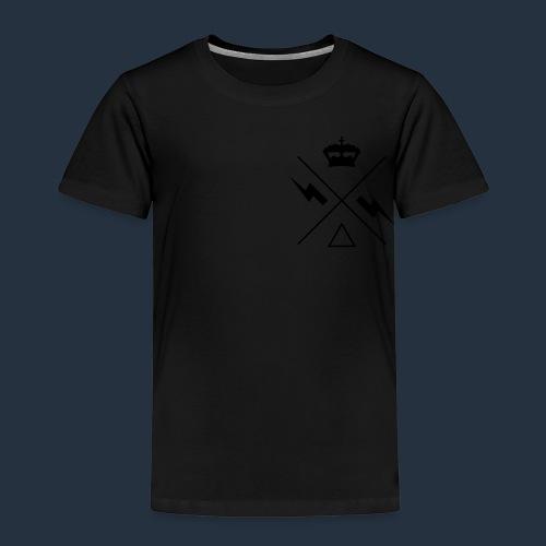 VAS ICON 2 - Urban Longshirt - Kids' Premium T-Shirt