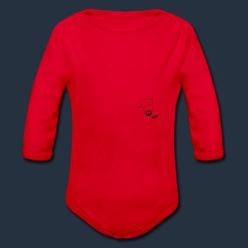 VAS HB&G - Cap - Organic Longsleeve Baby Bodysuit