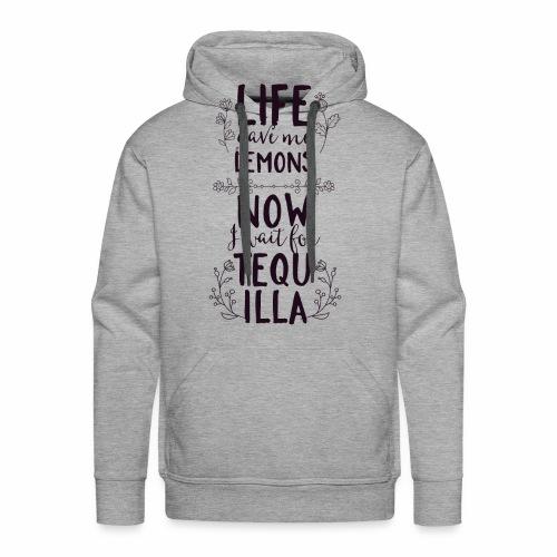 Tequilla - Männer Premium Hoodie